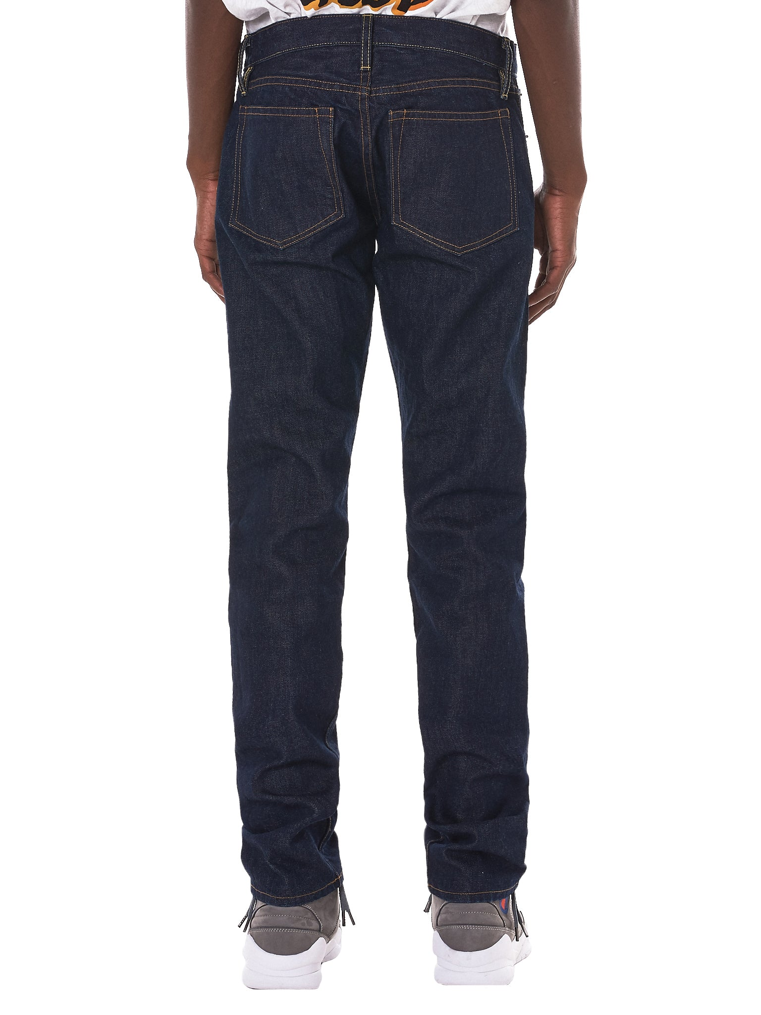'VOE Enterprise' Raw Jeans (VOE52-RAW-DENIM)