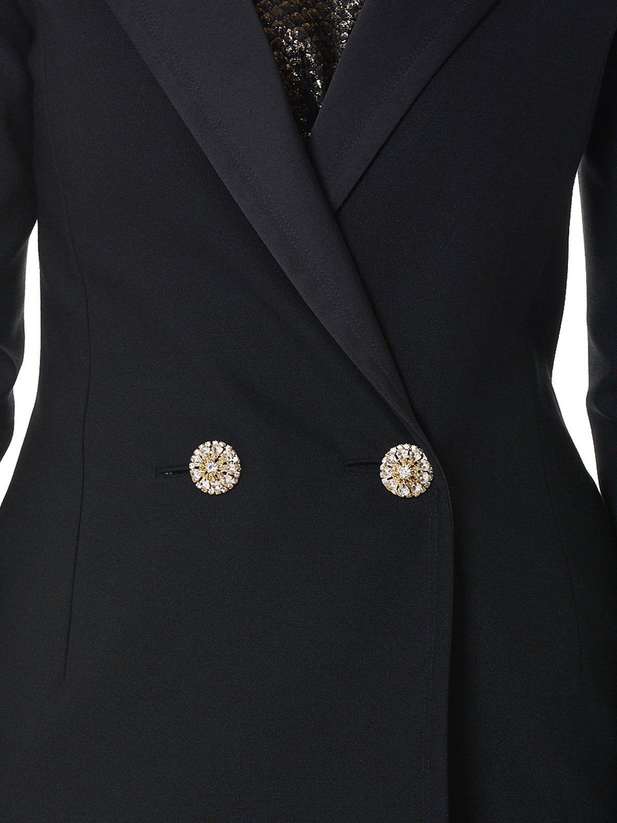 Faith Connexion Blazer - Hlorenzo Detail 2