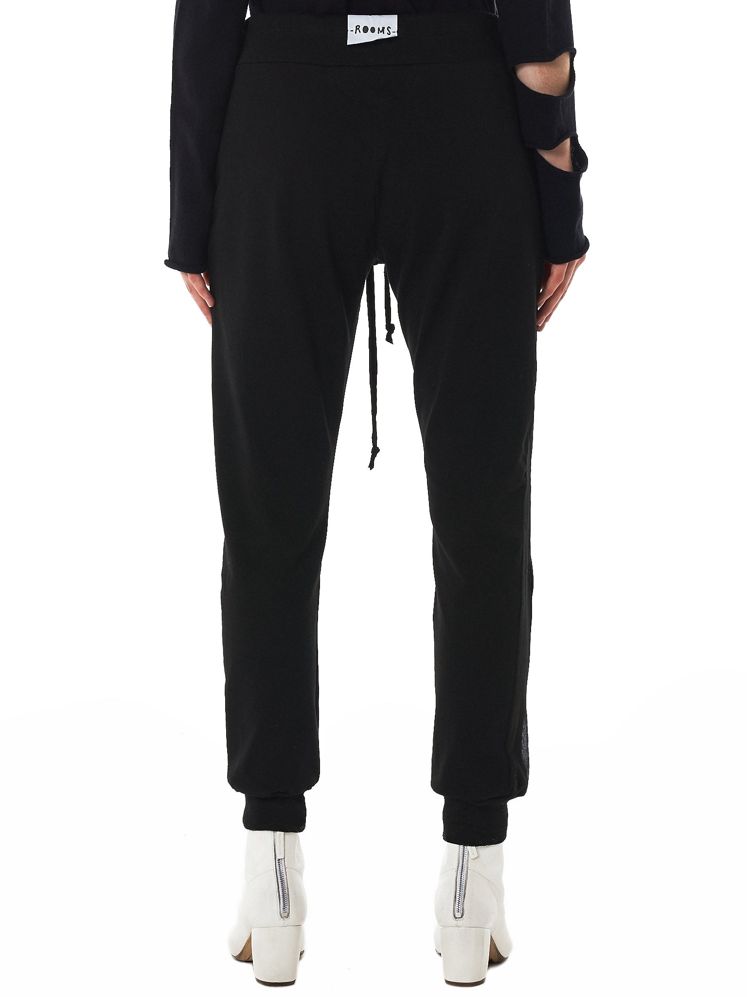 Lost & Found Rooms Slim Joggers - Hlorenzo Back