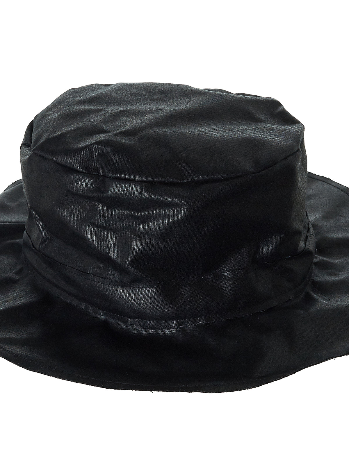 'Walk Time Big' Crushed Hat (WALK-TIME-WXC-MB-BLACK)
