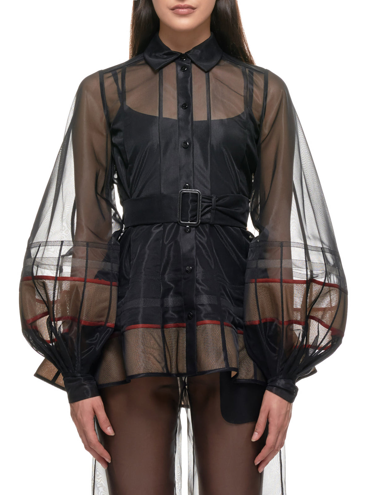Lena Lumelsky Blouse | H.Lorenzo Front