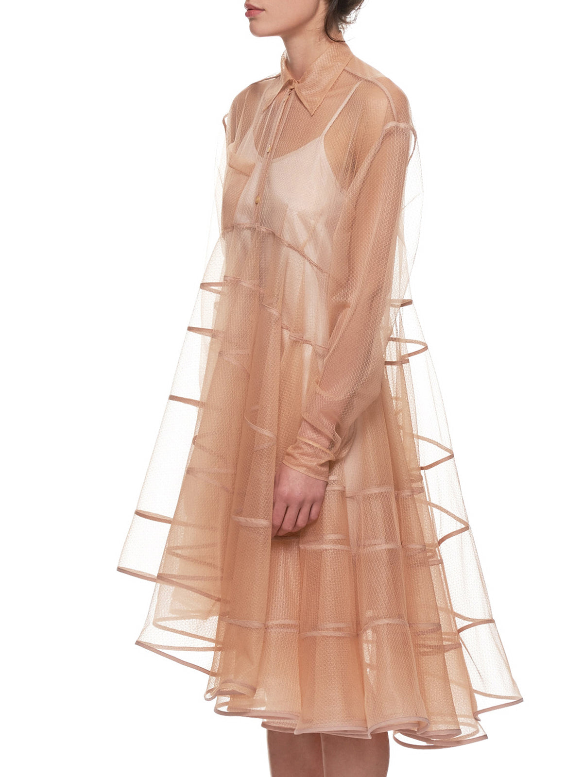 'Daelyn Dress' (WD06-NUDE)