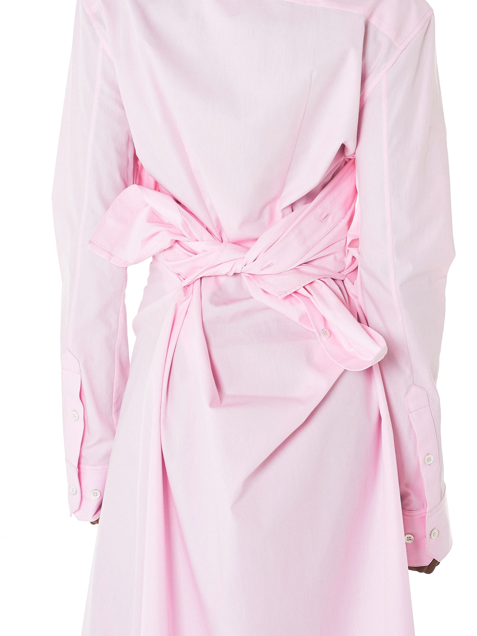 Y/Project Shirt Dress - Hlorenzo Detail 2