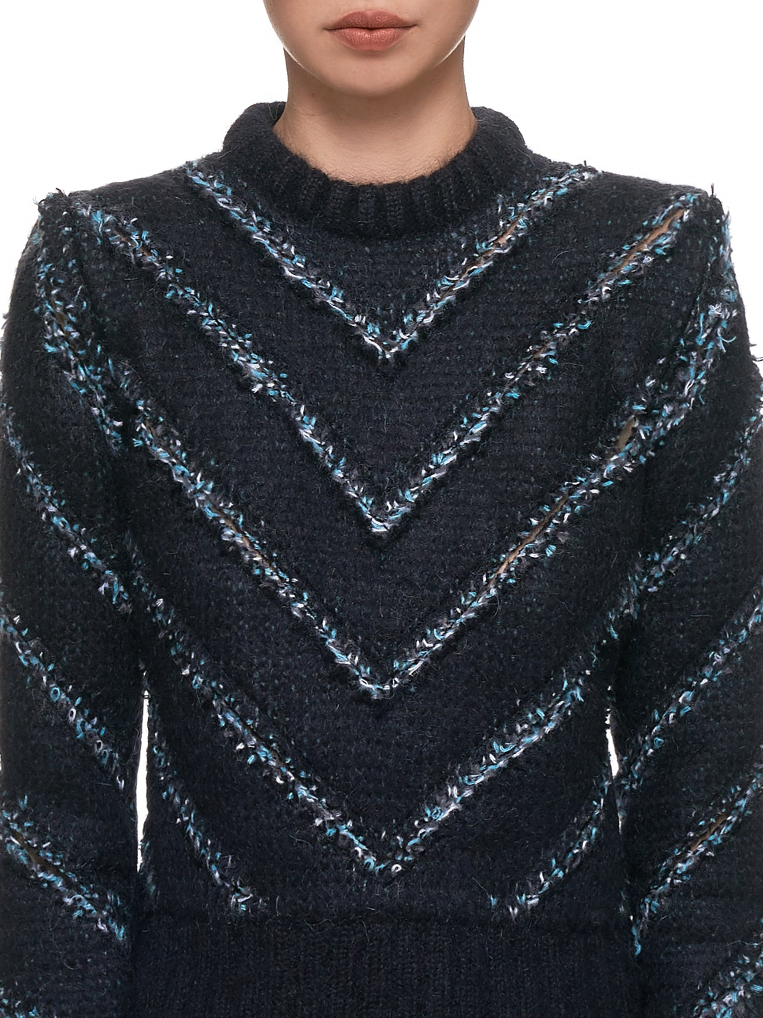 Y/Project Sweater - Hlorenzo Detail 1