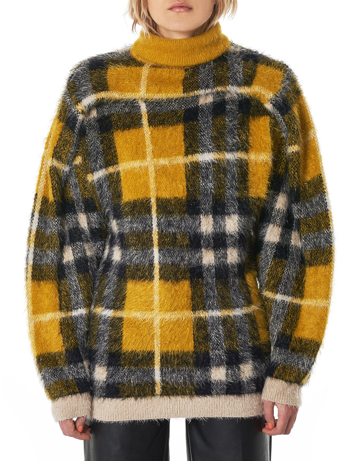 Y/Project Yellow Sweater - Hlorenzo Front