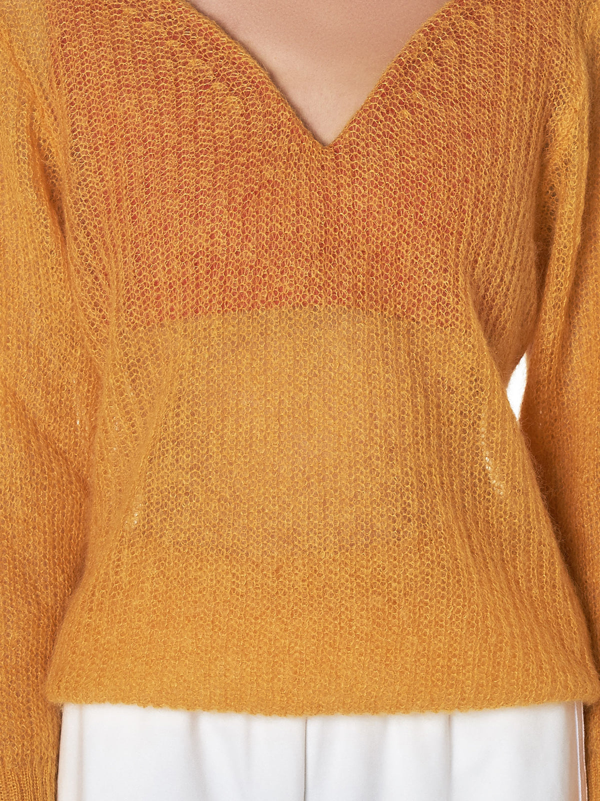 Y/Project Yellow Sweater - Hlorenzo Detail 2