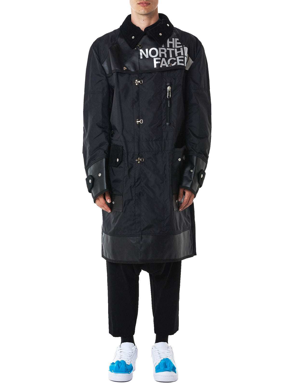 Junya x The North Face Paneled Parka (WT-J111-051-1)