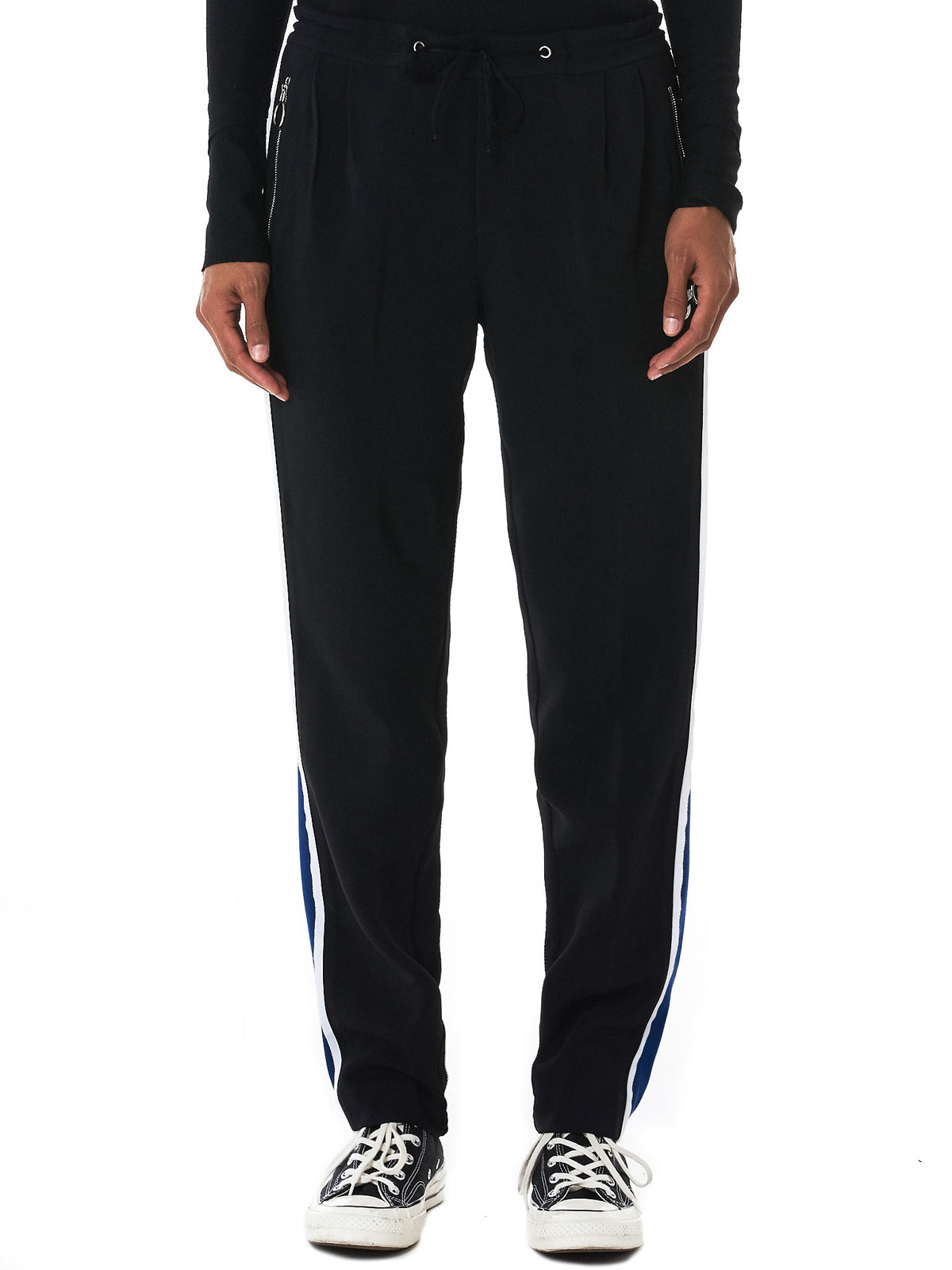 Tim Coppens- HLorenzo track pants front view