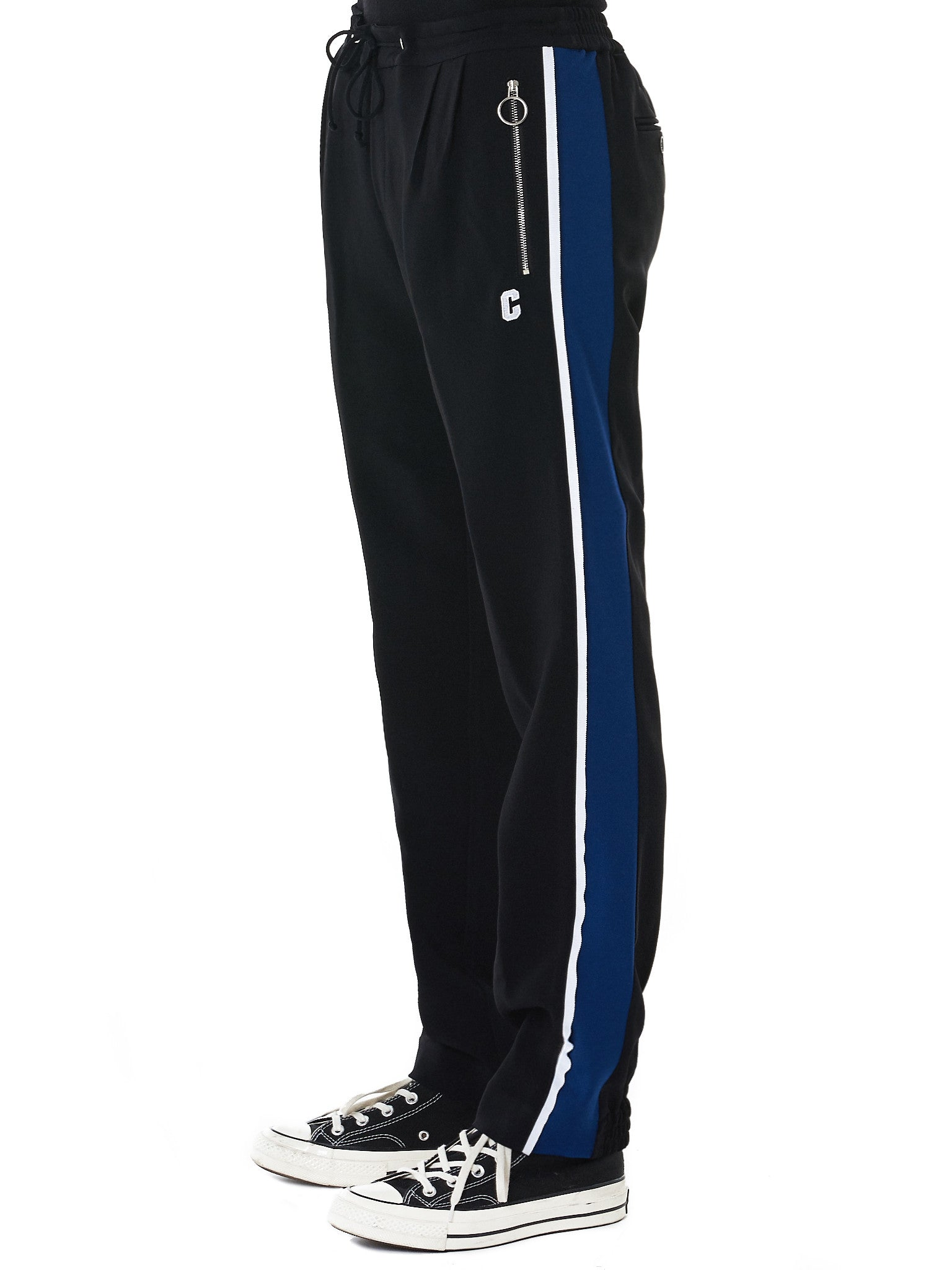 Tim Coppens- HLorenzo track pants side view