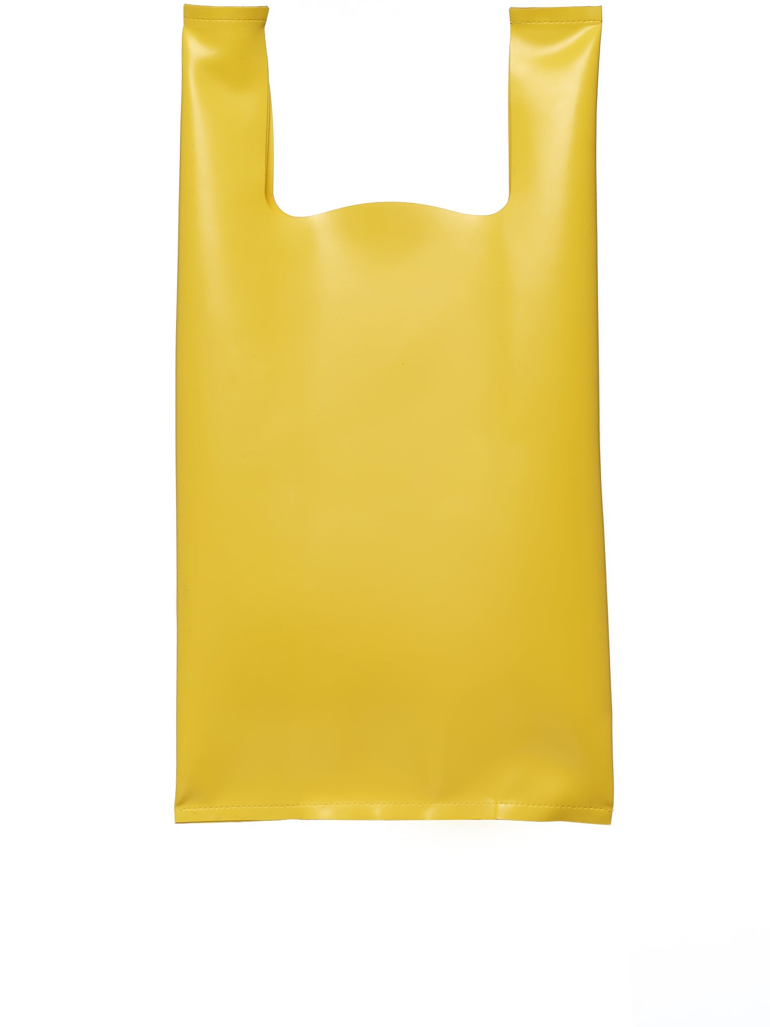 Latex Shopper Bag (XB007LX-LA-LEMON)