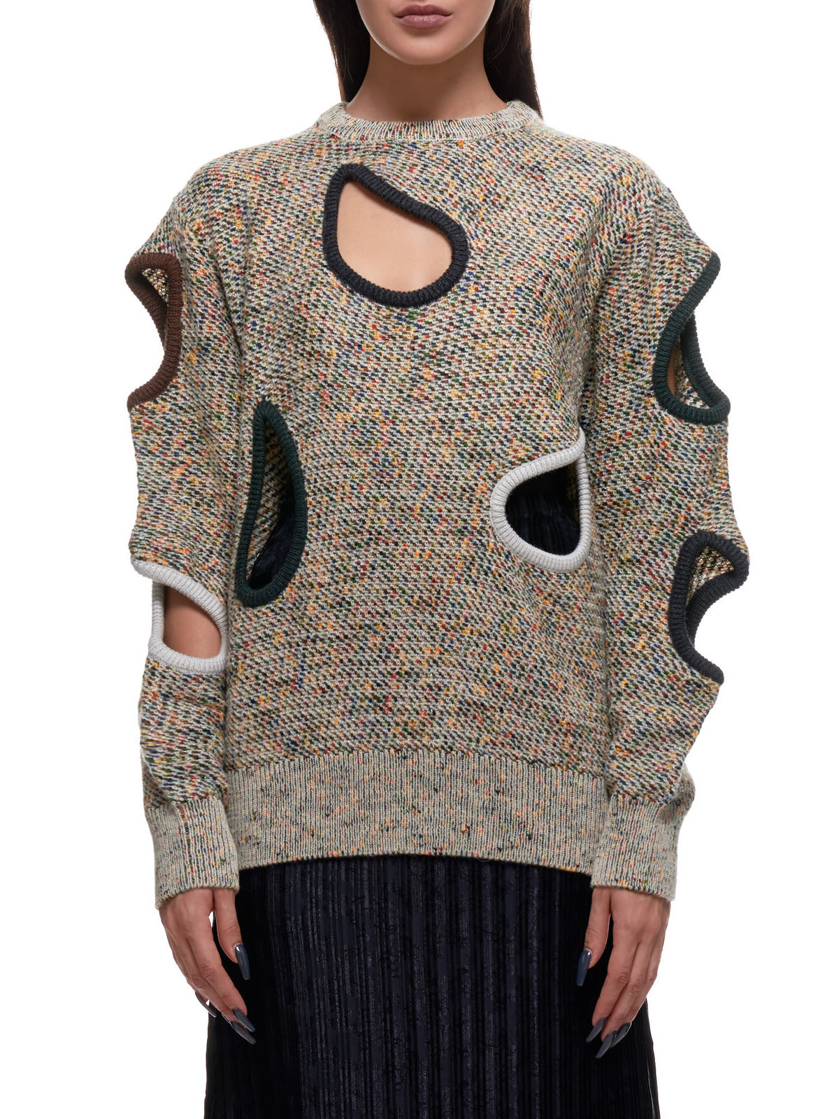 Toga Archives Sweater | H.Lorenzo - front