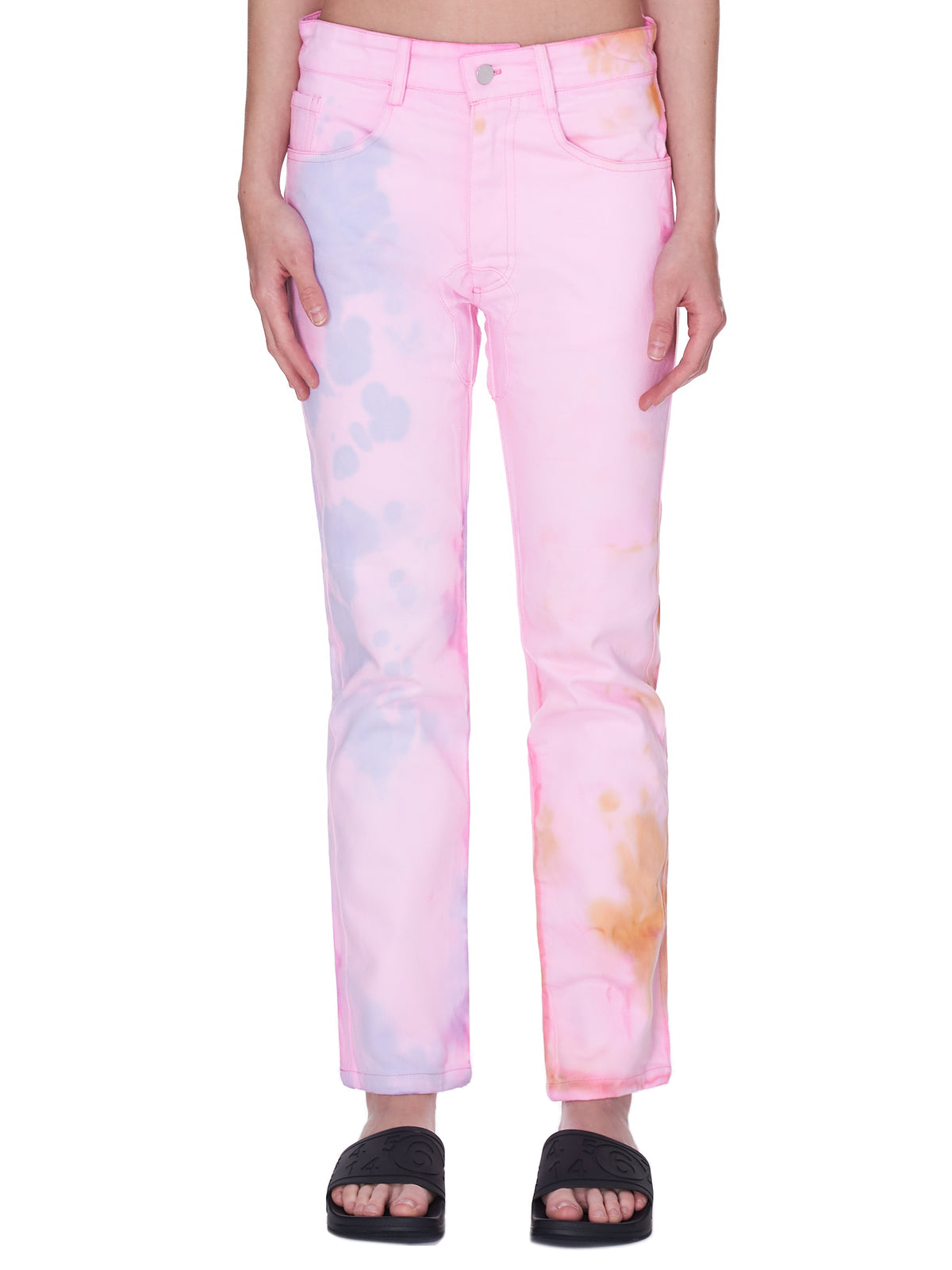 Flower Power Jean (XX6377-DREAM-HOUSE-PINK)