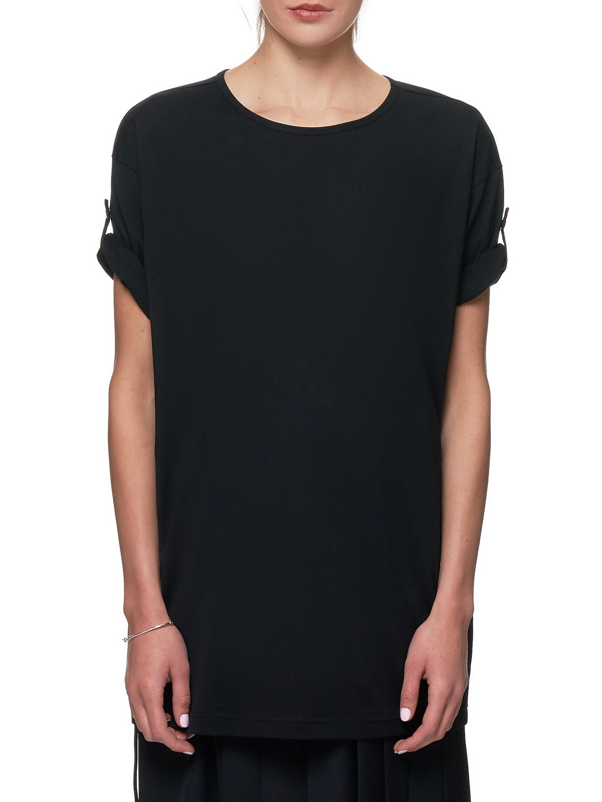 Oversized T-Shirt (YH-B30-029-BLACK)