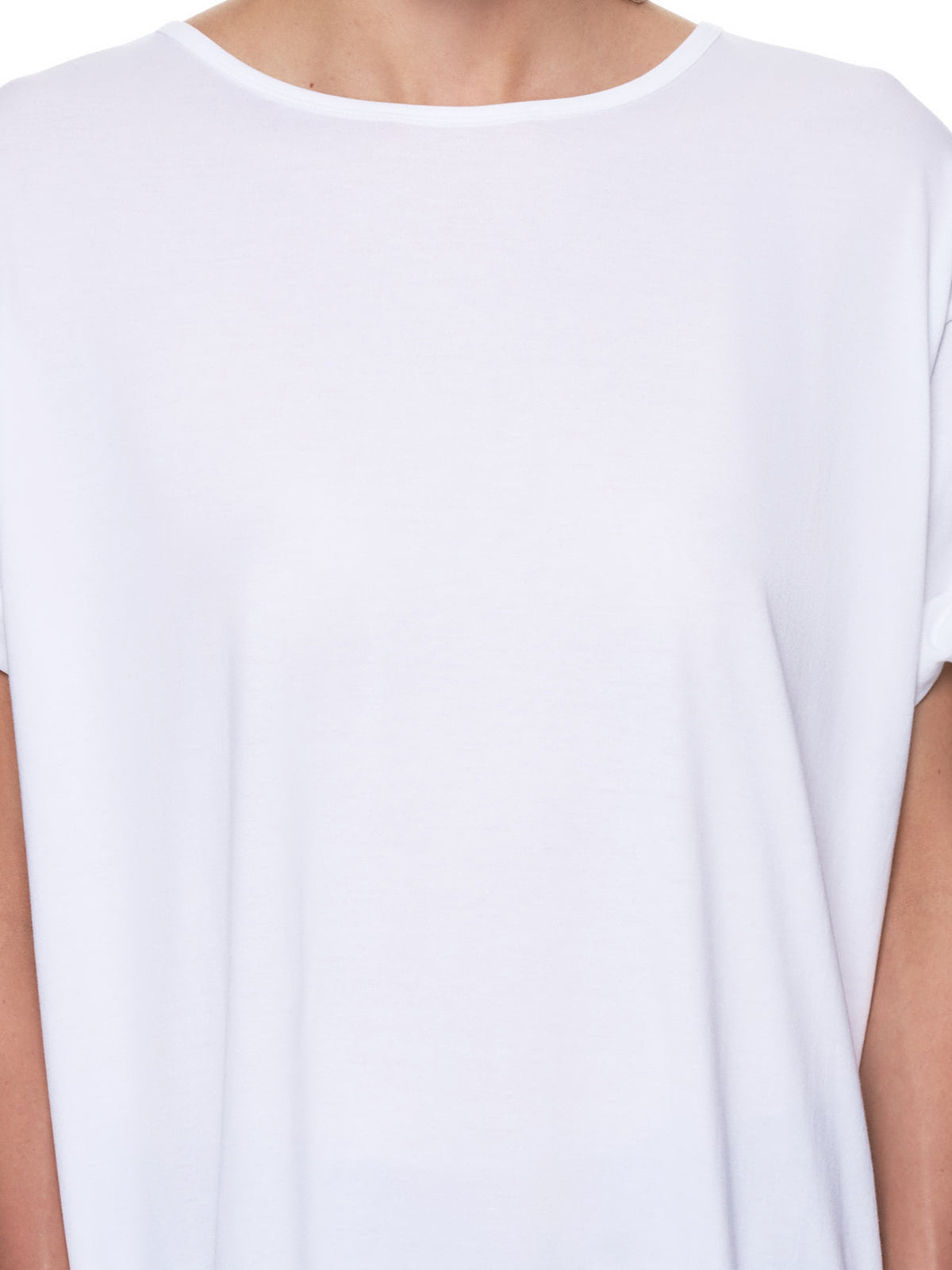 Oversized T-Shirt (YH-B30-029-WHITE)