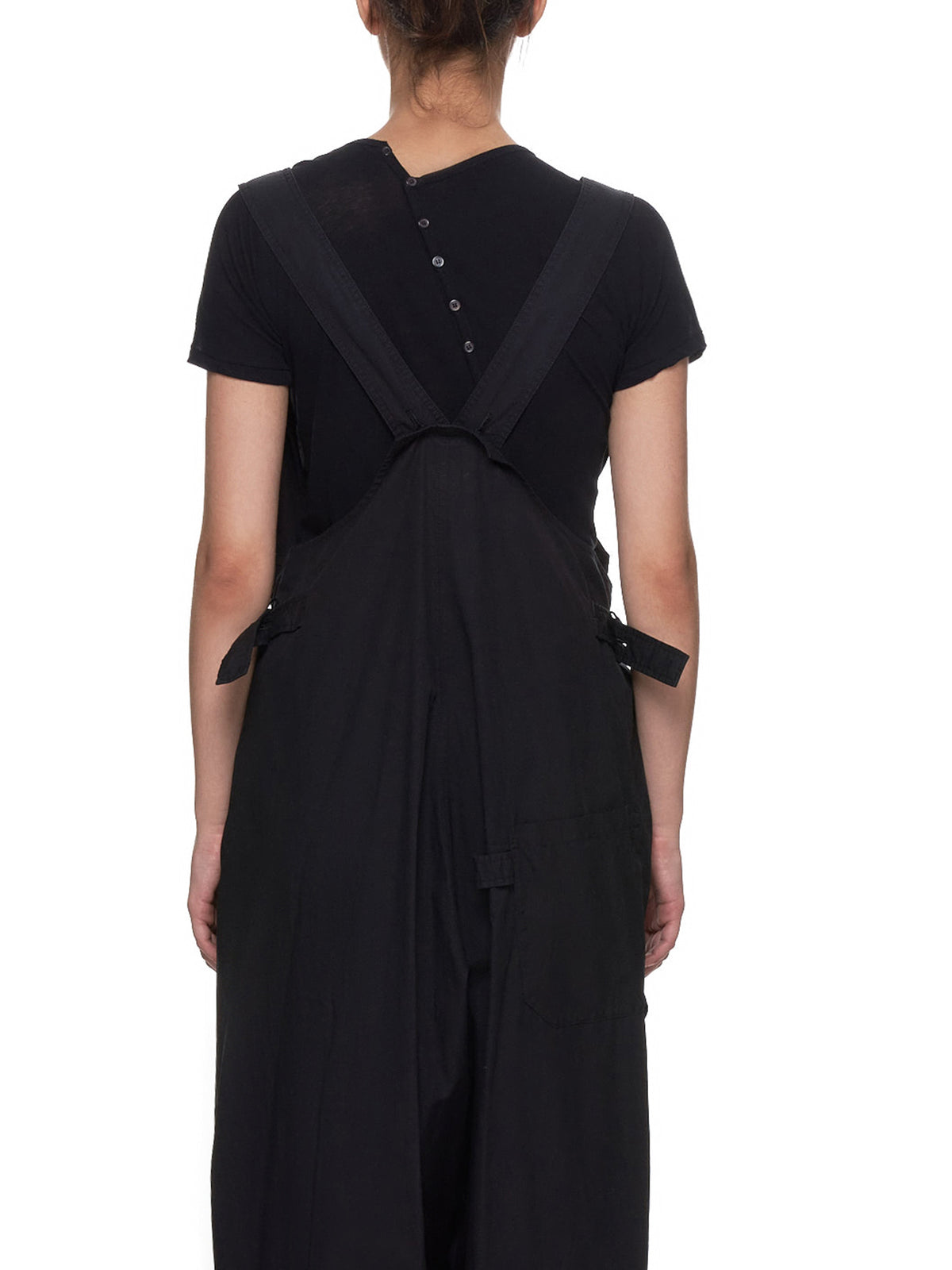 Sleeveless Jumpsuit (YH-D02-004-BLACK)