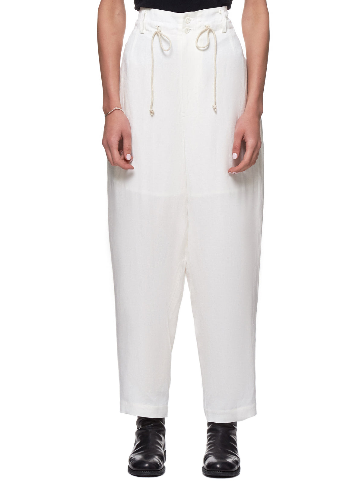 Rope Trousers (YH-P10-300-WHITE)