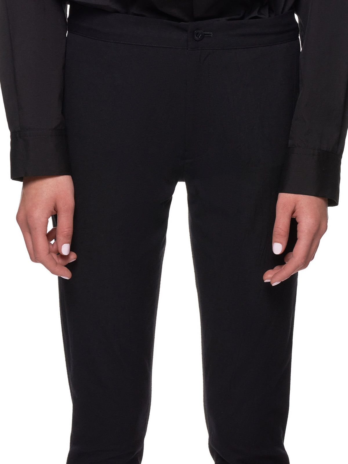Muted Trousers (YH-P30-006-BLACK)