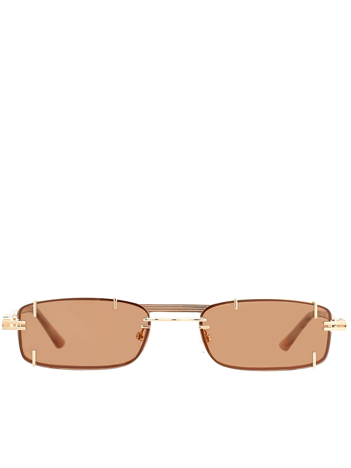 Y/Project Linda Farrow Sunglasses - Hlorenzo Front