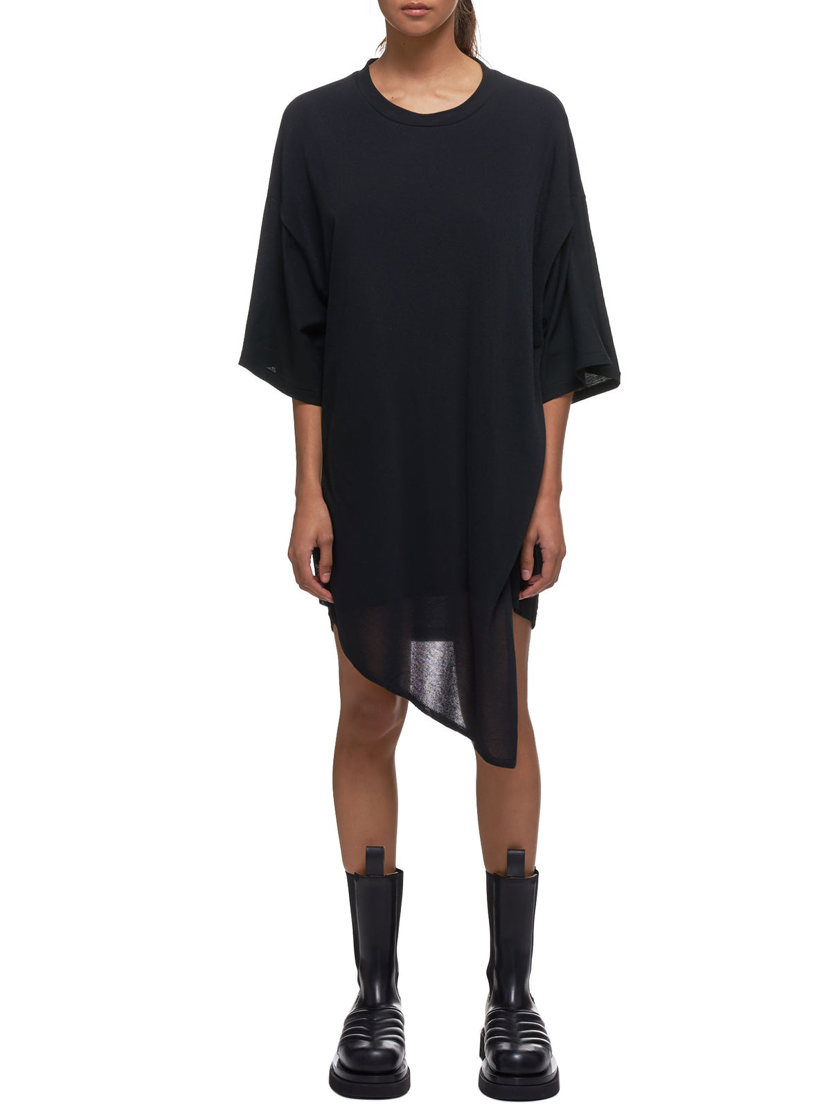 Oversized T-Shirt (YS-K65-046-BLACK)