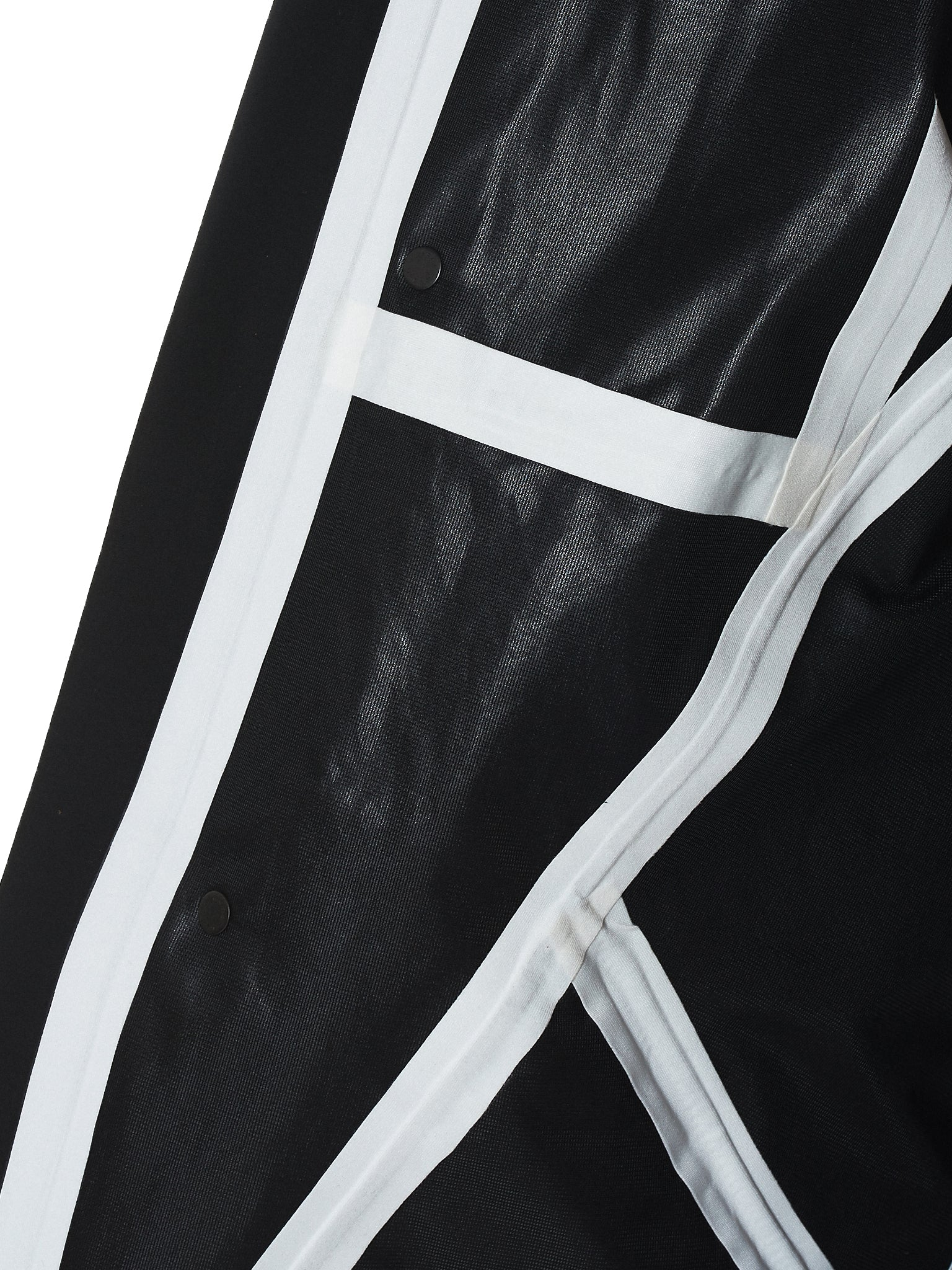 11 By Boris Bidjan Saberi Distortion Hooded Jacket - Hlorenzo Detail 4