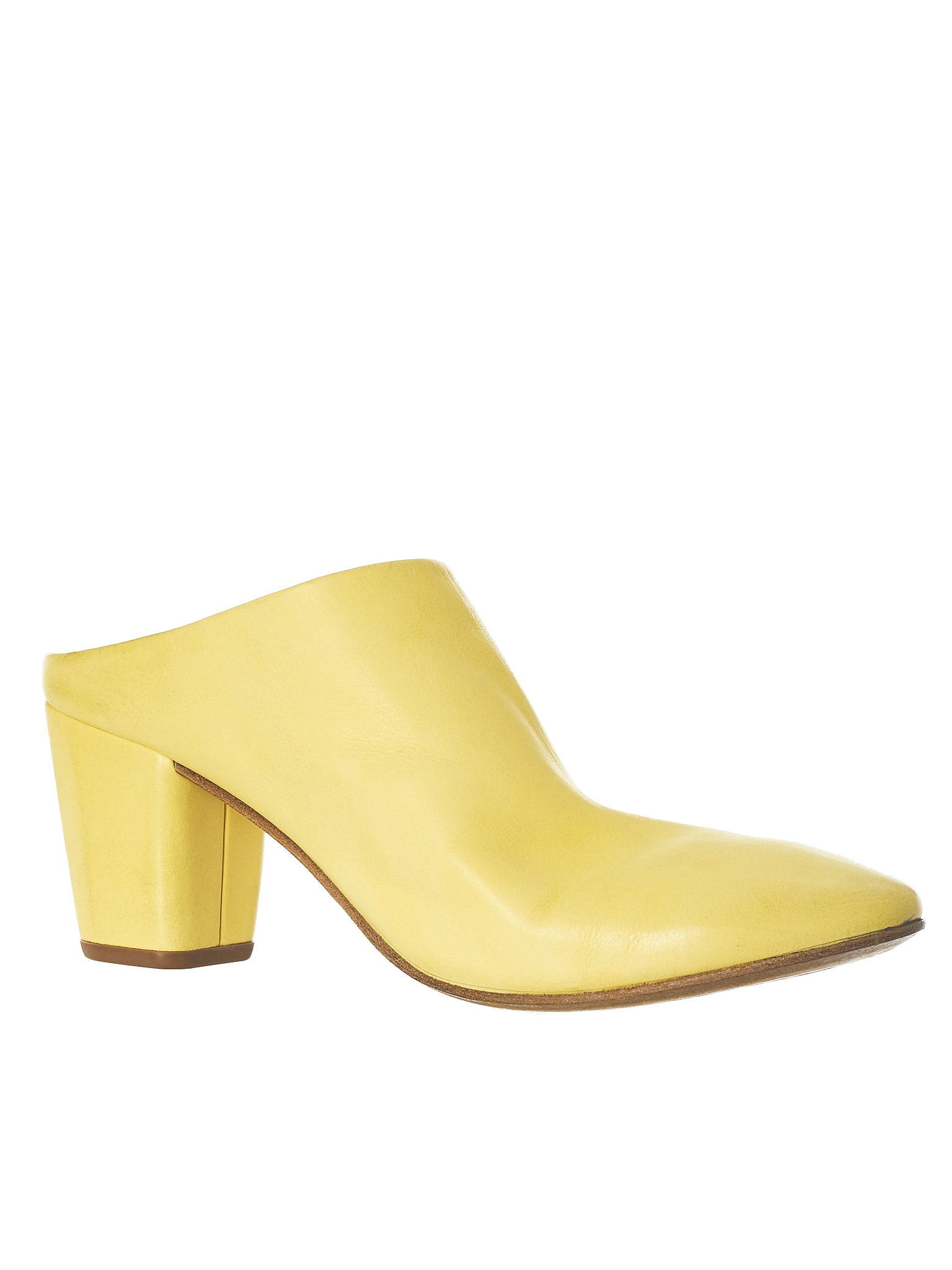 Marsell Leather Heel - Hlorenzo Side