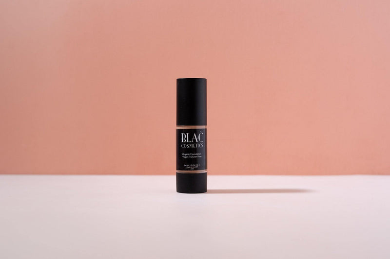 Blać Cosmetics | Organic Foundation | The Colab Store  | Shop Womens | New Zealand