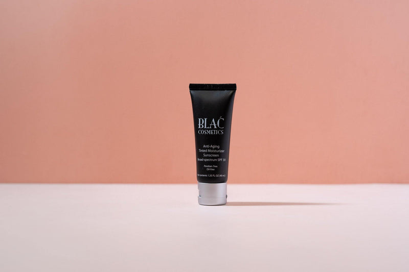 Blać Cosmetics | Anti-Aging Tinted Moisturiser | The Colab Store  | Shop Womens | New Zealand
