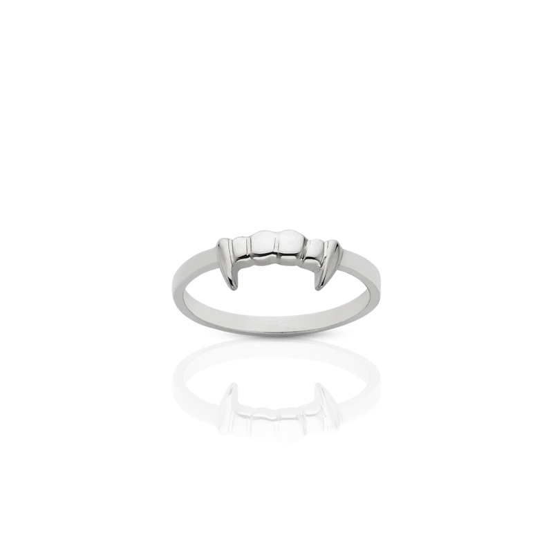 Meadowlark | Fang Stacker Ring | Silver | The Colab Store  | Shop Womens | New Zealand