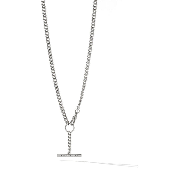 Fob Chain Necklace-Meadowlark-The Colab Store