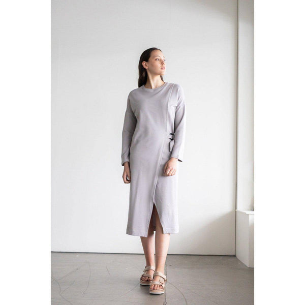Mantle Sweatshirt Dress-ReCreate Clothing-The Colab Store