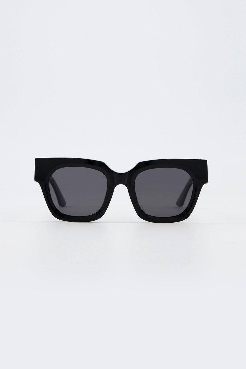 Isle of Eden | Rae Sunglasses | Black | The Colab Store  | Shop Womens | New Zealand