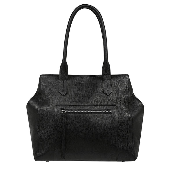 PREORDER Status Anxiety | Abandon Leather Bag | Black | The Colab Store  | Shop Womens | New Zealand