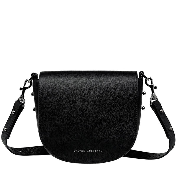 PREORDER Status Anxiety | Art Of Pretending Leather Bag | Black | The Colab Store  | Shop Womens | New Zealand