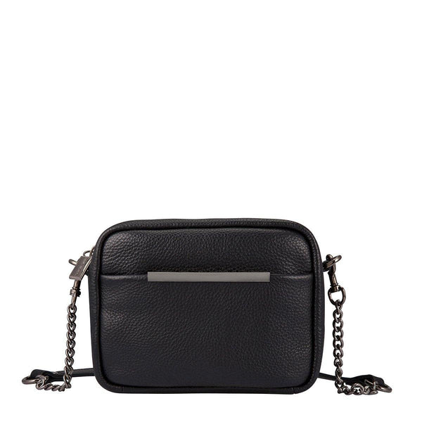 PREORDER Status Anxiety | Cult Leather Bag | Black | The Colab Store  | Shop Womens | New Zealand