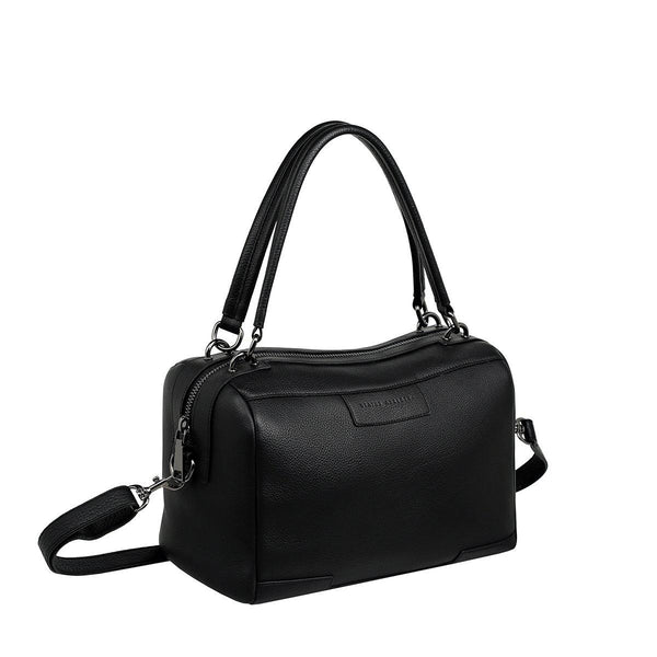 PREORDER Status Anxiety | Don't Ask Leather Bag | Black | The Colab Store  | Shop Womens | New Zealand