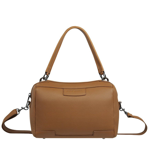 PREORDER Status Anxiety | Don't Ask Leather Bag | Tan | The Colab Store  | Shop Womens | New Zealand