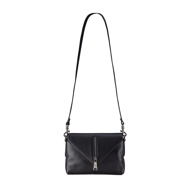 PREORDER Status Anxiety | Exile Leather Bag | Black | The Colab Store  | Shop Womens | New Zealand