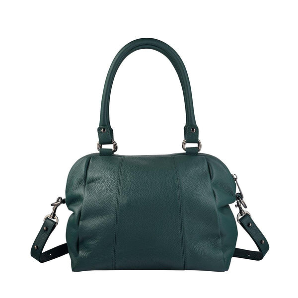 PREORDER Status Anxiety | Force Of Being Leather Bag | Green | The Colab Store  | Shop Womens | New Zealand