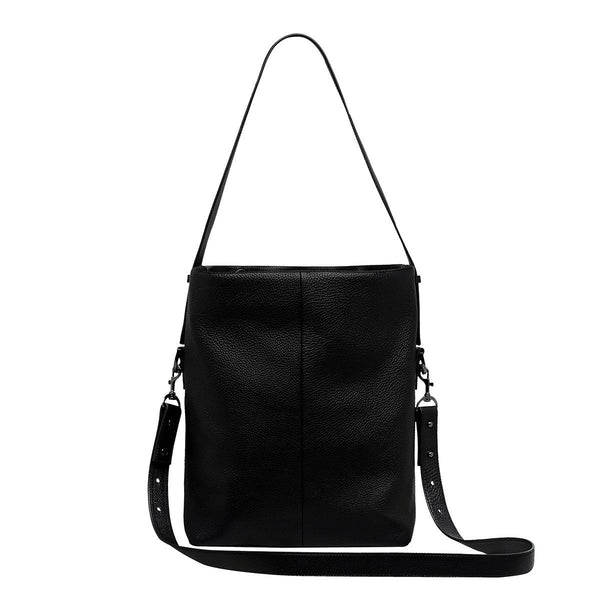 PREORDER Status Anxiety | Ready & Willing Leather Bag | Black | The Colab Store  | Shop Womens | New Zealand