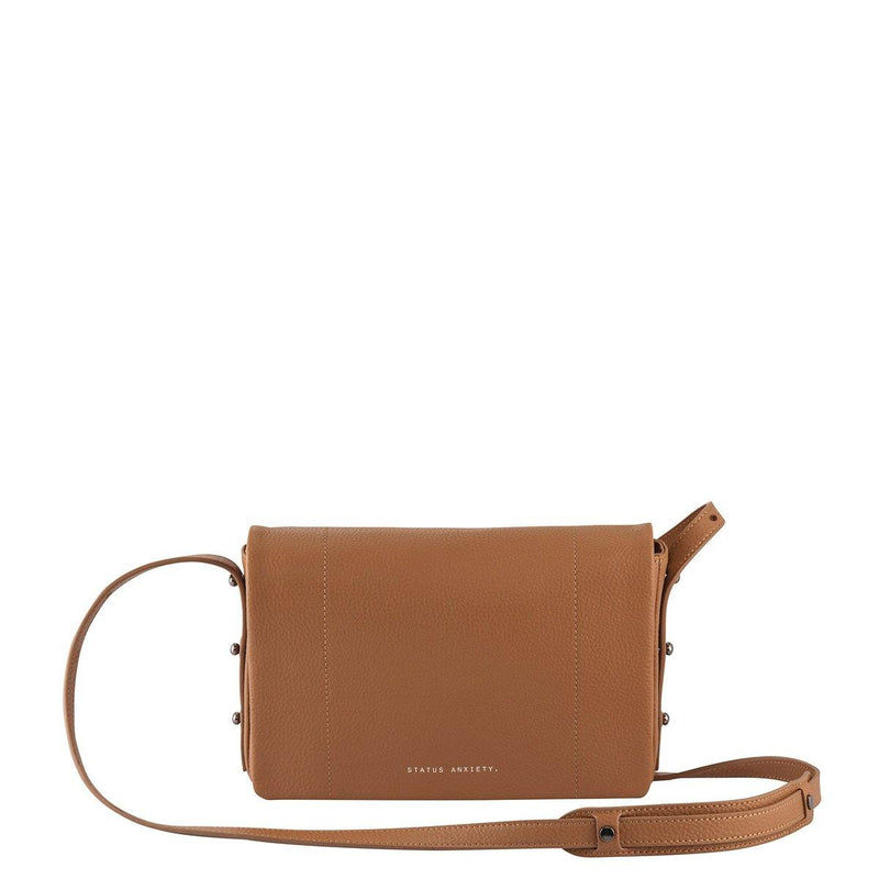 PREORDER Status Anxiety | Succumb Leather Bag | Tan | The Colab Store  | Shop Womens | New Zealand