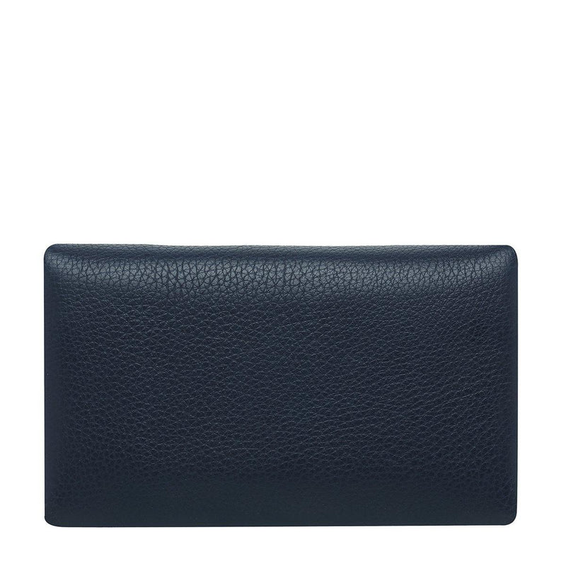 PREORDER Status Anxiety | Audrey Leather Wallet | Navy Blue | The Colab Store  | Shop Womens | New Zealand