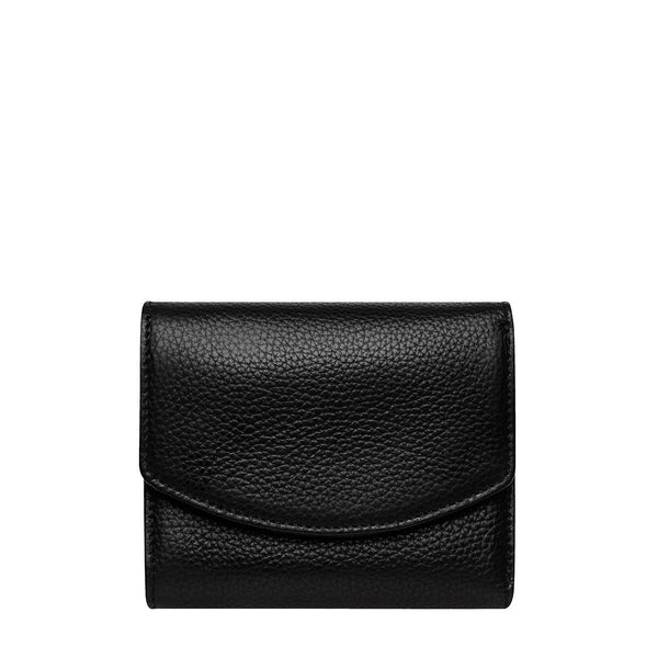 PREORDER Status Anxiety | Lucky Sometimes Leather Wallet | Black | The Colab Store  | Shop Womens | New Zealand