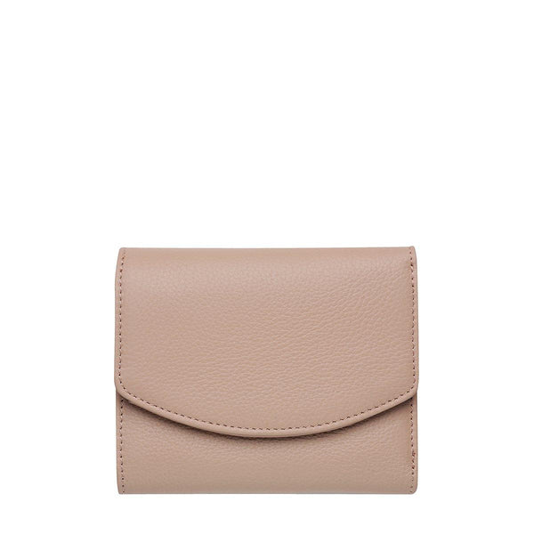 PREORDER Status Anxiety | Lucky Sometimes Leather Wallet | Pink | The Colab Store  | Shop Womens | New Zealand