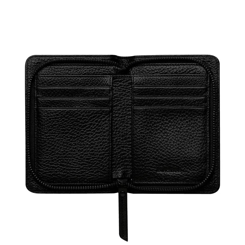 Status Anxiety | Popular Problems Leather Wallet | Black | The Colab Store  | Shop Womens | New Zealand