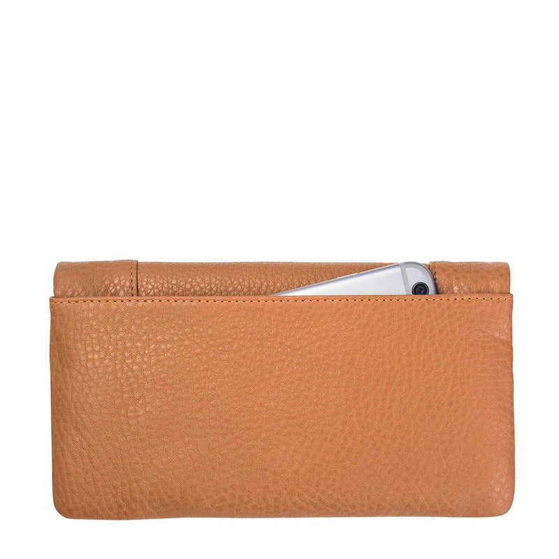PREORDER Status Anxiety | Some Type Of Love Leather Wallet | Tan | The Colab Store  | Shop Womens | New Zealand