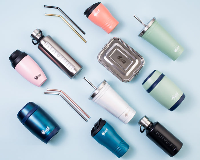 Tips for choosing your next stainless steel reusable product.