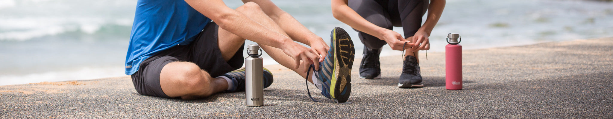Insulated Water Bottles for Walking & Hiking