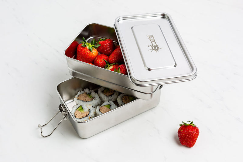 1.2 Litre Lunch Box - Double Stacker