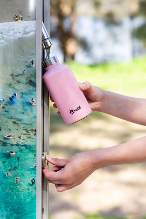 400ml Classic Insulated Bottle - Pink