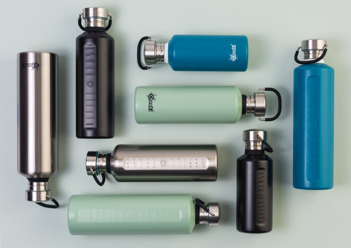 Cheeki Insulated and Non Insulated water bottles are for all ages. Best in the market our insulated bottles are BPA free. Made ready to refill and to reuse Cheeki insulated bottles are perfect for hiking and trekking.